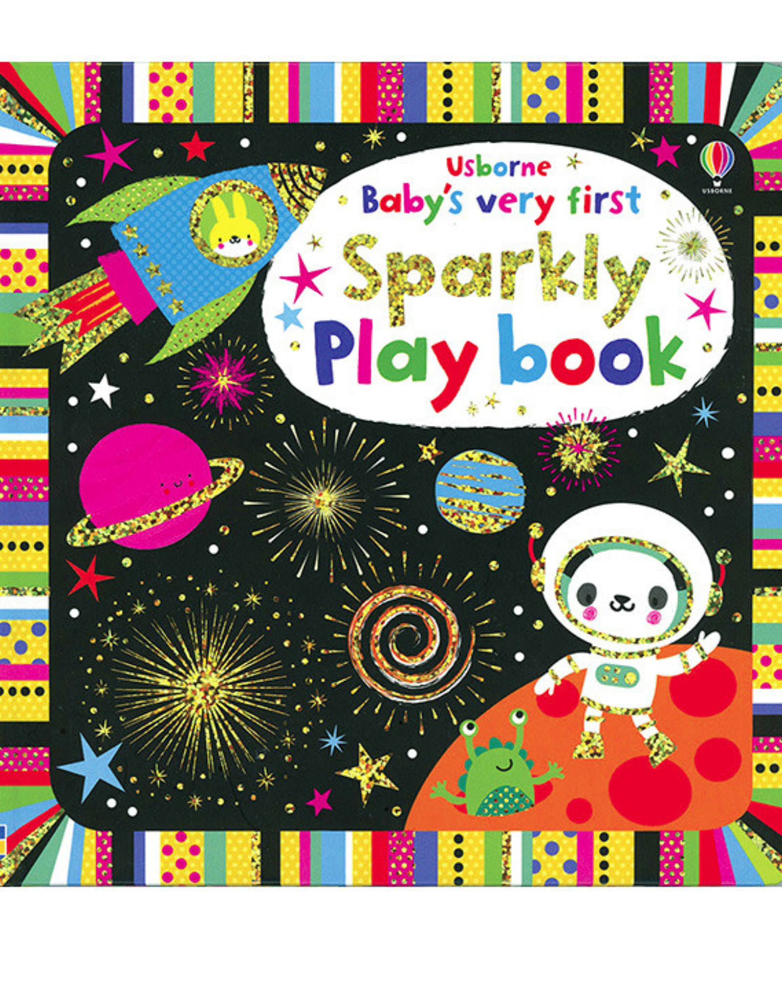 Usborne Baby's Very First Sparkly Playbook