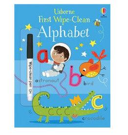 1st Wipe-Clean Alphabet