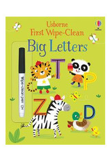 1st Wipe-Clean Big Letters