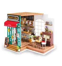 Simon's Coffee - DIY Miniature