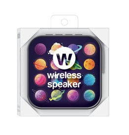 Watchatude Jamm'd Wireless Speaker - Deep Space