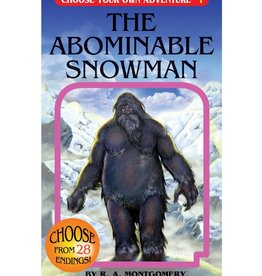 Choose Your Own Adventure The Abominable Snowman