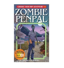 Choose Your Own Adventure Zombie Pen Pal