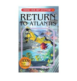 Choose Your Own Adventure Return to Atlantis
