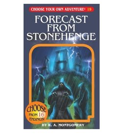 Choose Your Own Adventure Forecast from Stonehenge