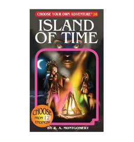 Choose Your Own Adventure Island of Time
