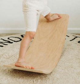 Wobble Boards Honey Maple - Wobble Board