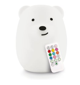 LumiePets Bear Night Lite w/Remote