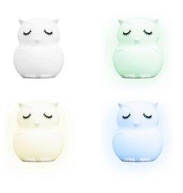 LumiePets Owl Nite Light w/Remote