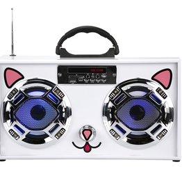 Mini Boom Box - Cat