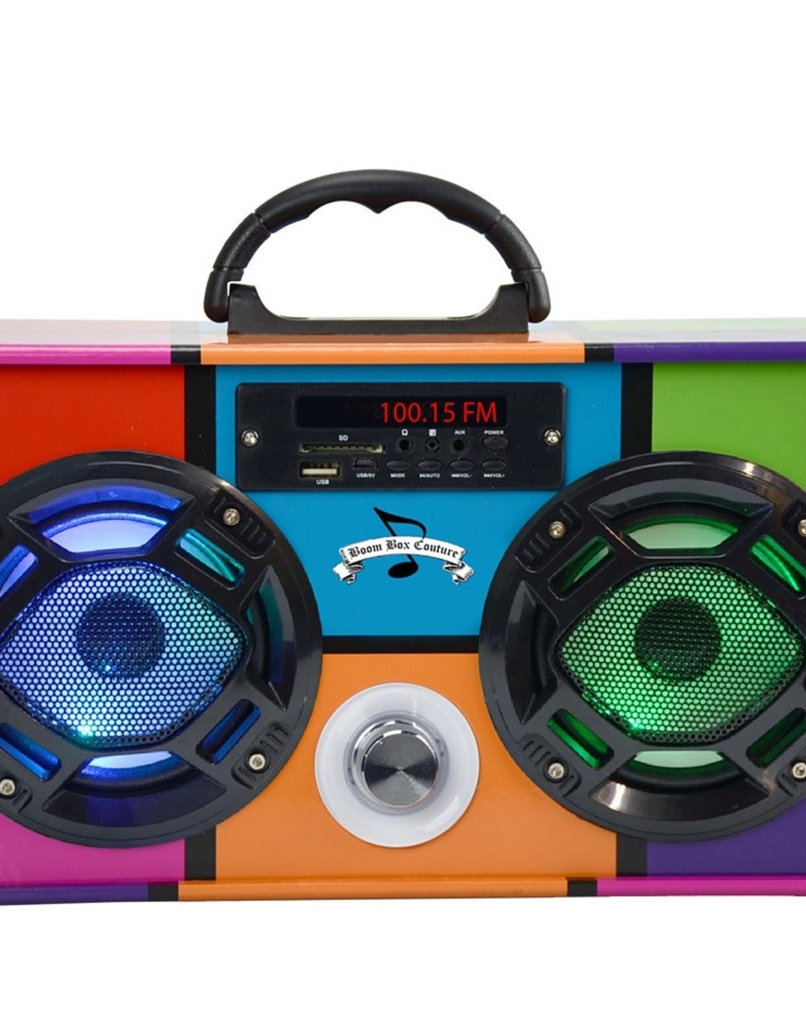 Mini Boom Box - Retro