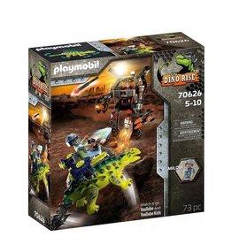 Dinos Saichania: Invasion of the Robot