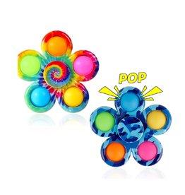 Top Trenz Pop Fidget Spinners