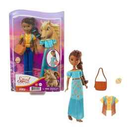 Mattel Spirit: Untamed Doll & Fashion  - Pru