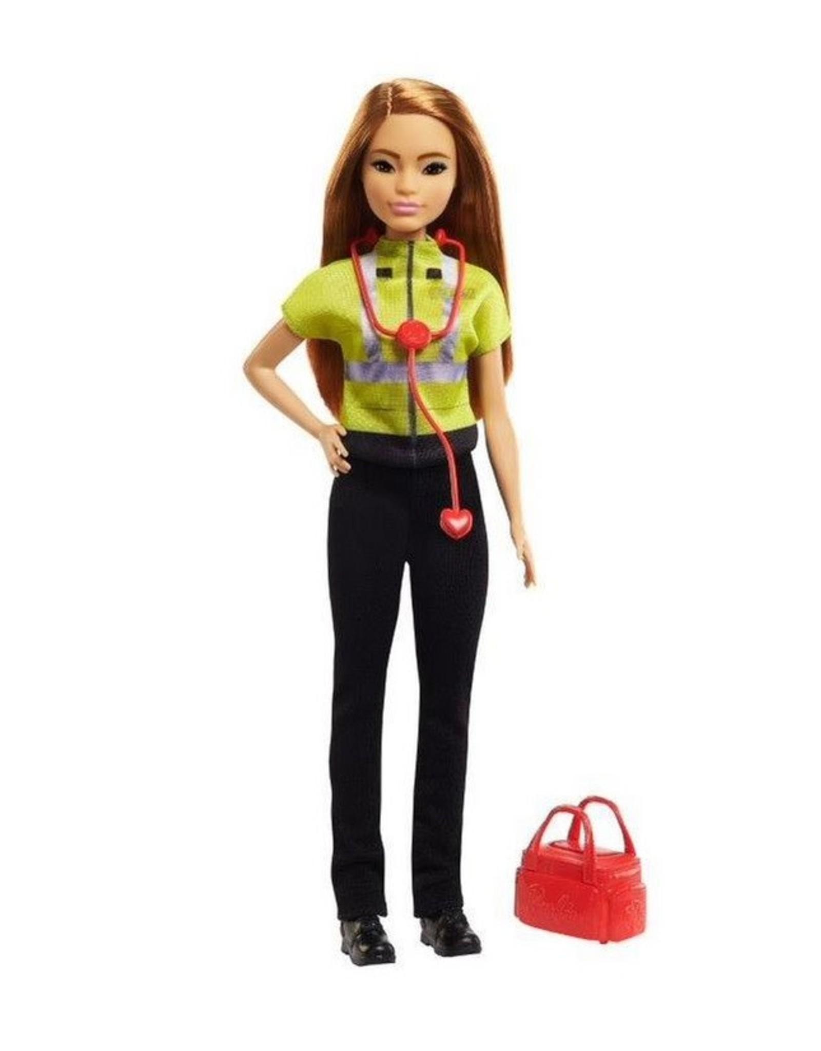 Mattel Barbie Careers: Paramedic