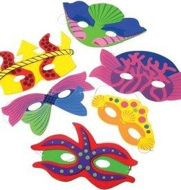 Mermaid Foam Masks