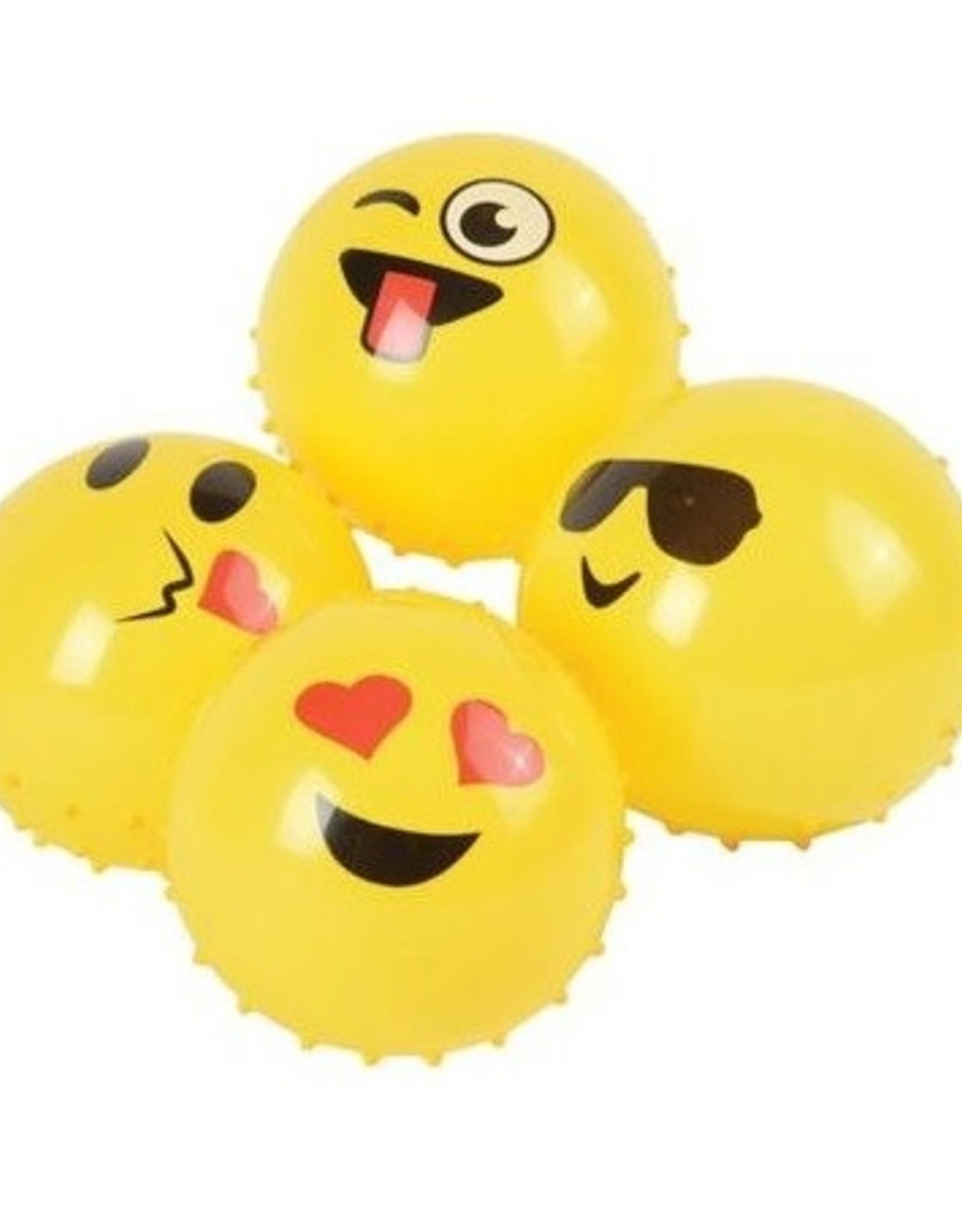emoji bounce ball