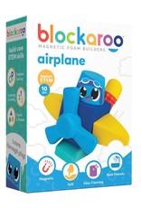 Blockaroo Magnetic Foam Blocks - Small - Plane