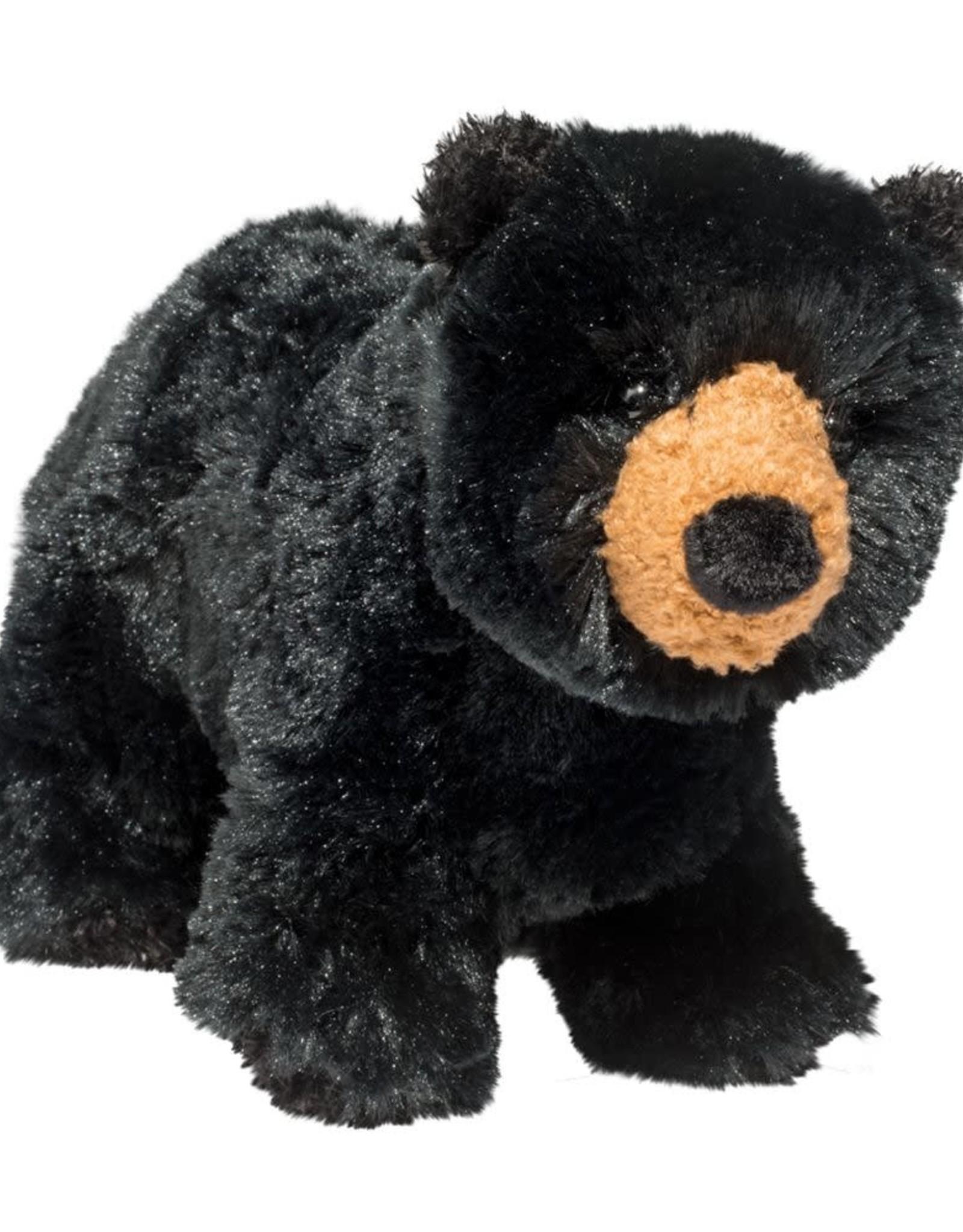 Douglas Toys Charcoal Black Bear