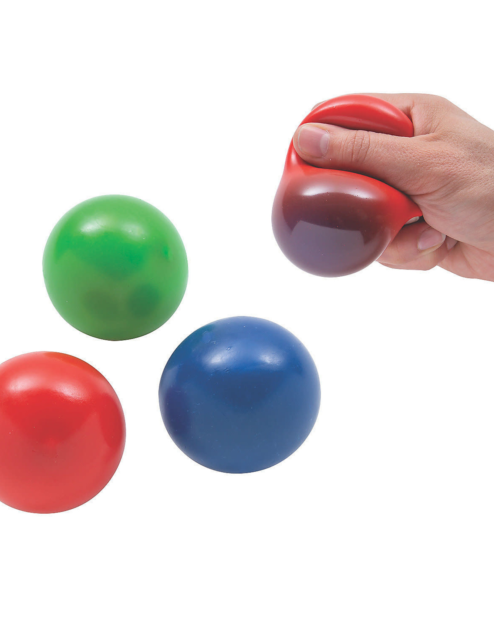 Color-Changing Squeeze Balls