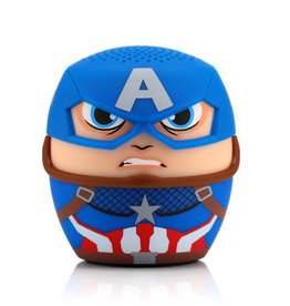 Bitty Boomers Captain America Bluetooth Speaker