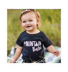 Made of Mountains Mountain Babe Tee