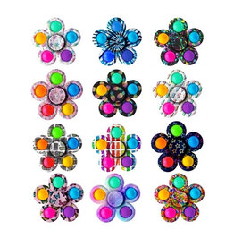 OMG Mega Pop Flower Spinners