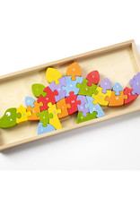 Dino A to Z Puzzle