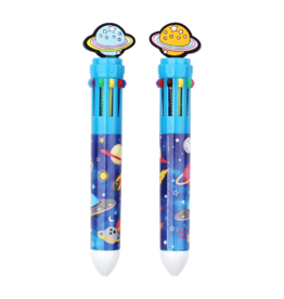 Outer Space 10-in-1 Color Ballpoint Pen