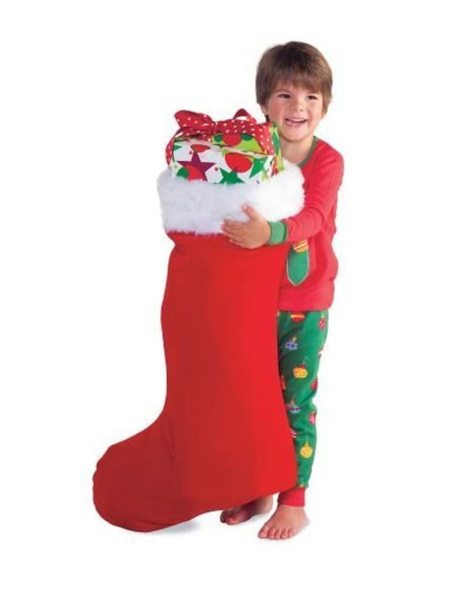HearthSong Giant Stocking