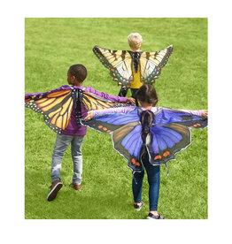 HearthSong Realistic Butterfly Wings - Monarch