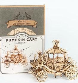 ROBOTIME Pumpkin Cart