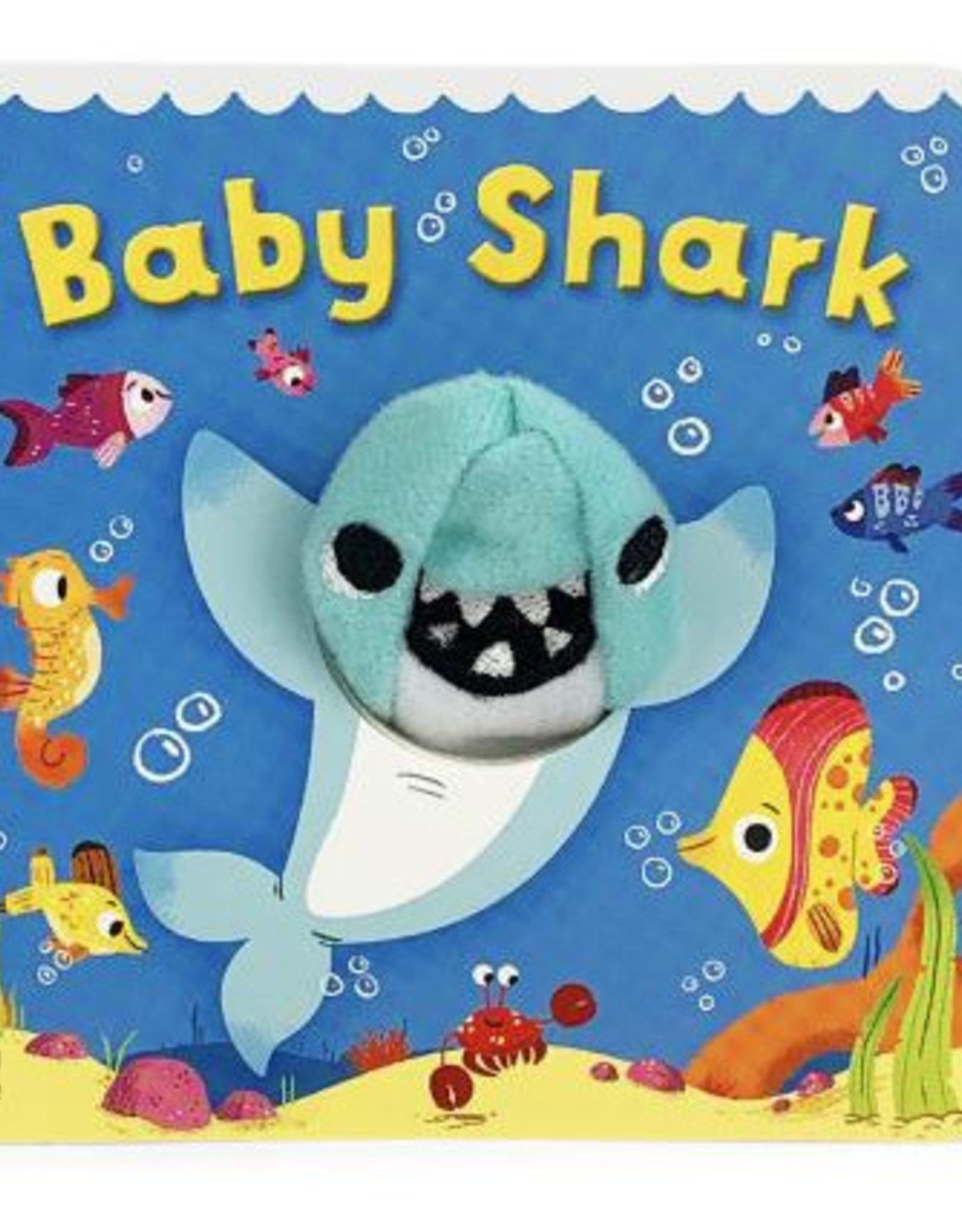 Baby Shark Finger Puppet Book