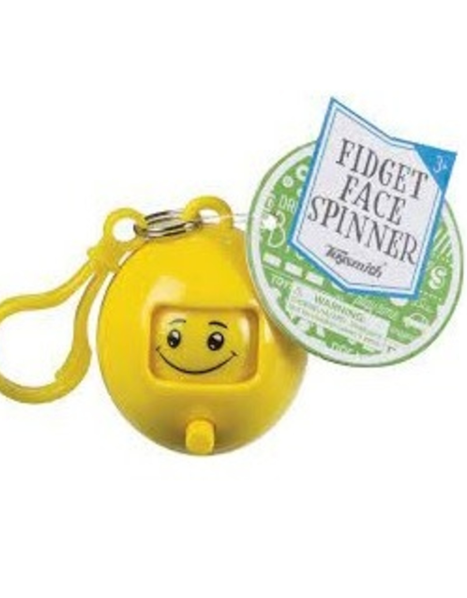 Toysmith Fidget Face Spinner