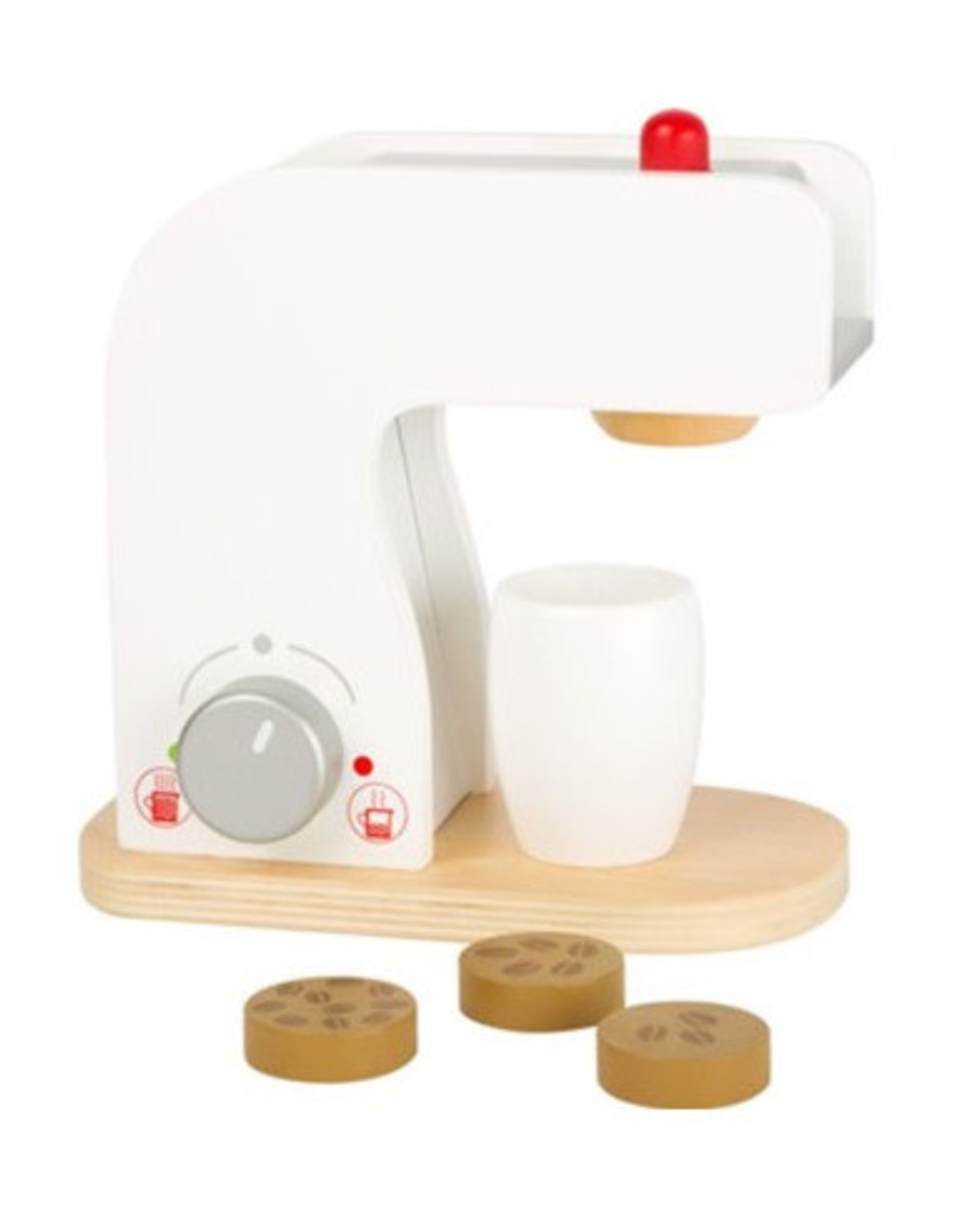 Small Foot Design Coffee Machine For Play Kitchen