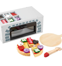 Small Foot Design Pizza Oven Playset