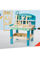Small Foot Design Compact Workbench with Accessories Nordic Theme