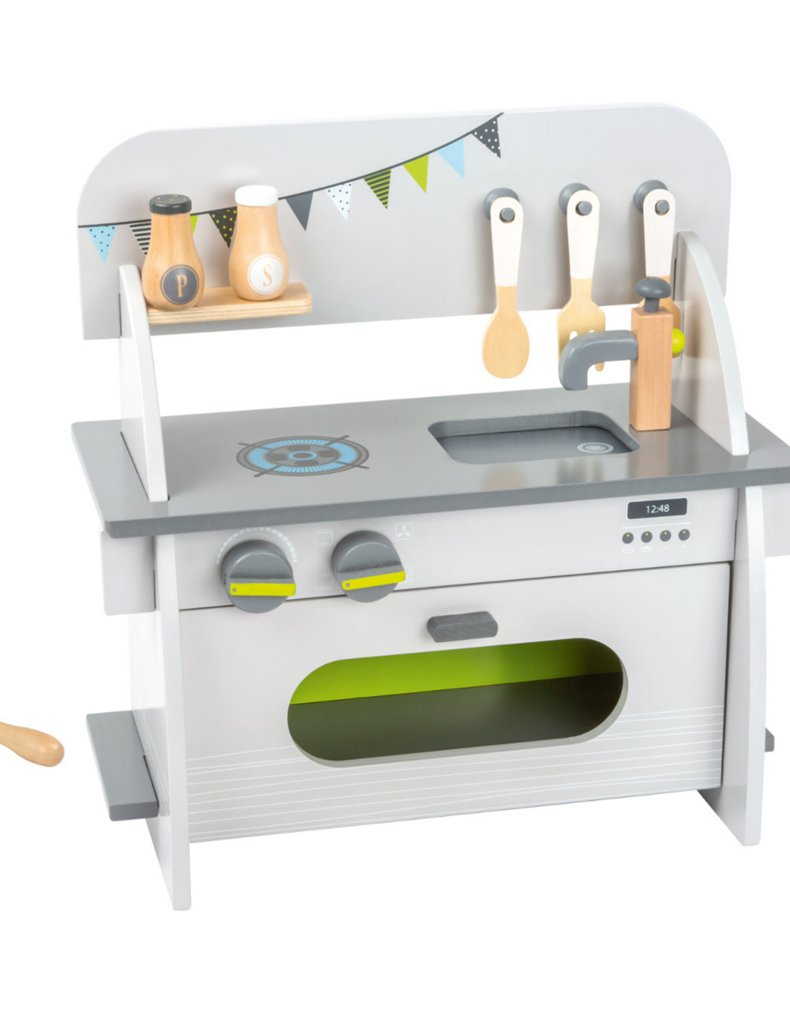 Small Foot Design Compact Play Kitchen Playset