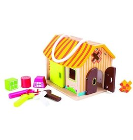 Small Foot Design Shed Motor Skills Trainer