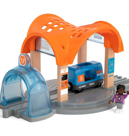 Brio Trains Smart Tech Sound Action Tunnel Station