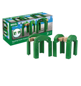 Brio Trains Stacking Track Supports