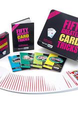 legler Fifty Greatest Card Tricks