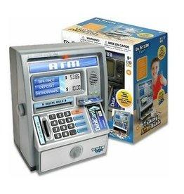 Real Money ATM Bank-J