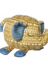 Boho Baby Elephant Rattle