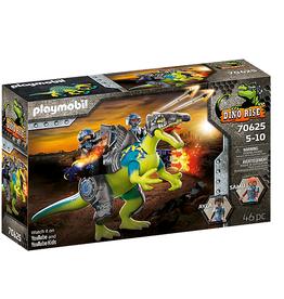 Dinos Spinosaurus: Double Defense Power