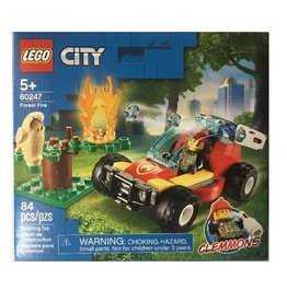 City: Fire Forest Fire