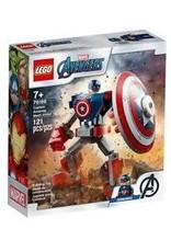 Marvel Captain America Mech Armor
