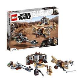 Star Wars Trouble on Tatooine lego