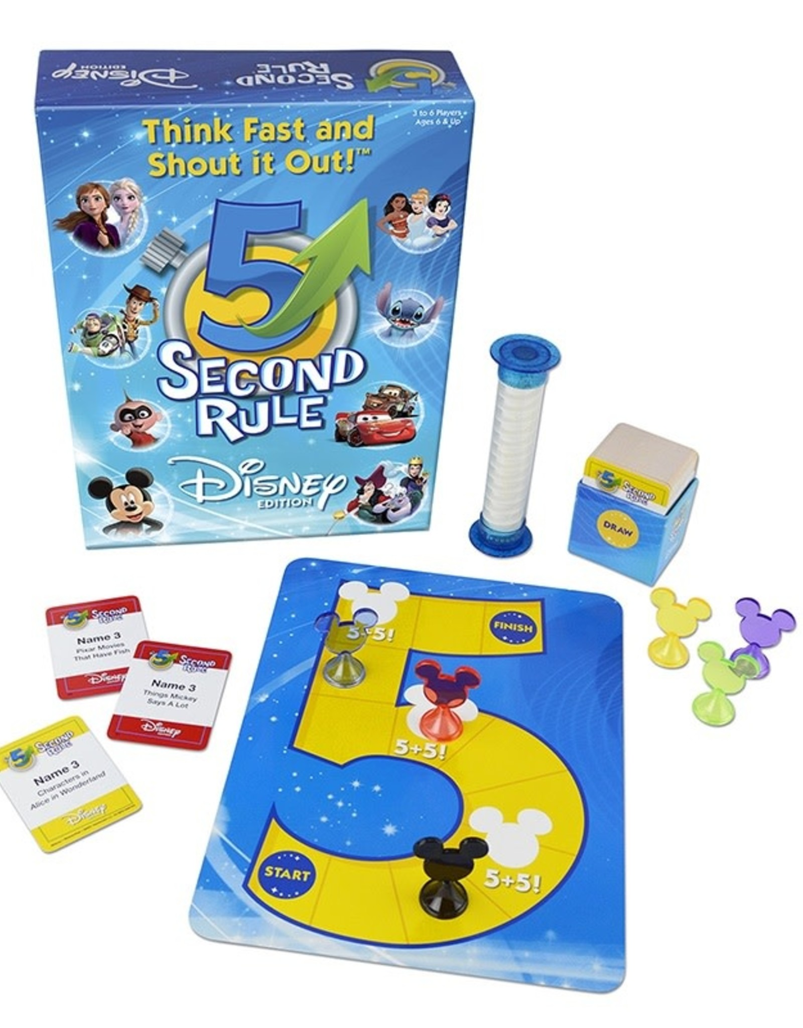 Disney 5 Second Rule Disney