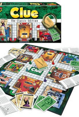 Hasbro Clue Classic Edition